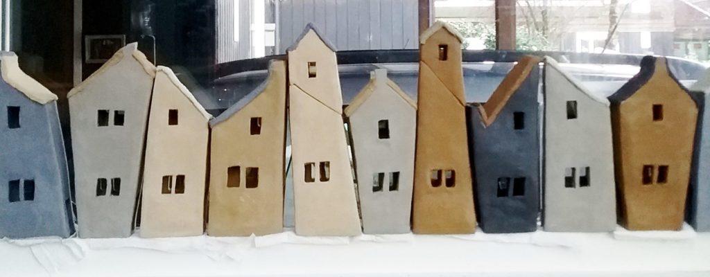 huizenrij